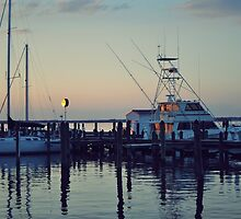 Long Warf Sunset II by TimWebster