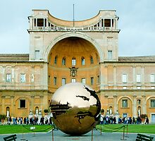 Vatican Garden by juliegrath
