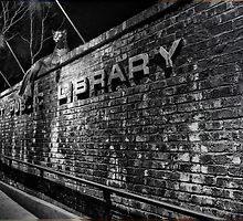 Wild Library by Bob Larson
