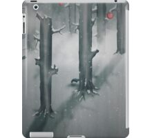The Woods in Winter iPad Case/Skin