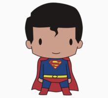 Superman Chibi Kids Clothes