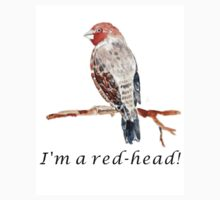 I'm a Red-head! Kids Clothes
