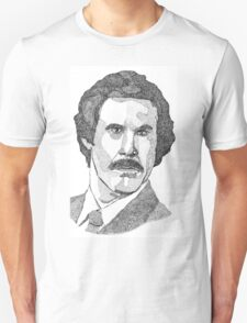 Ron Burgundy (Will Ferrell) T-Shirt