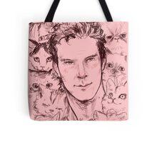 Cumberkittens Pillow Tote Bag
