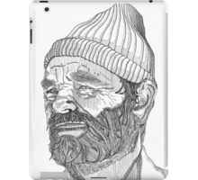 Steve Zissou (Bill Murray) iPad Case/Skin