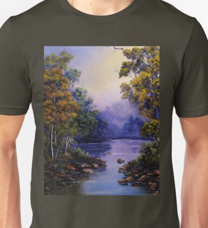 Calm Water Unisex T-Shirt