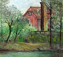 Walford Mill by Carol Rowland