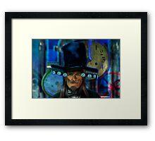 Timemaster #2 Framed Print