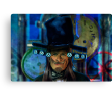 Timemaster #2 Canvas Print