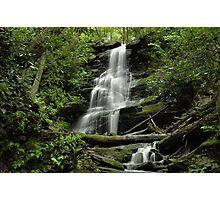 Silverspray Falls - Tillman Ravine Photographic Print