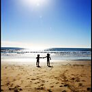 Sunshine And Silhouettes by JCMPhotos