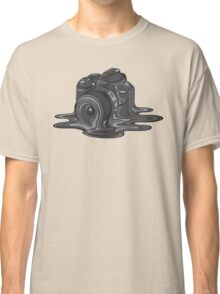 Camera Melt Classic T-Shirt