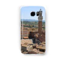 Siena, Historic City Centre. Samsung Galaxy Case/Skin