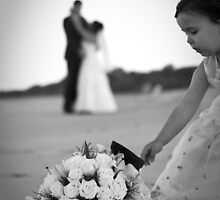 """Wedding of Anthony and Sandra """"Oh the flowers"""" by BecQuist"""