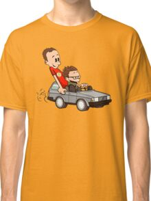 Leonard and Sheldon Classic T-Shirt