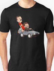 Leonard and Sheldon T-Shirt