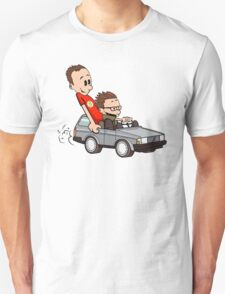 Leonard and Sheldon T-Shirt