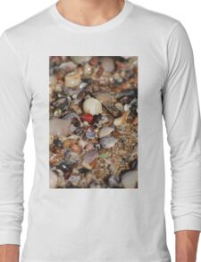 A Shell of a Beach Long Sleeve T-Shirt
