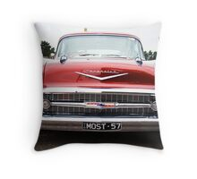 Full Frontal Throw Pillow