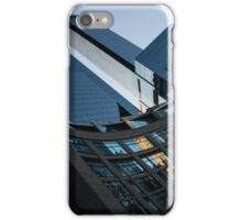 New York Curves and Skyscrapers iPhone Case/Skin