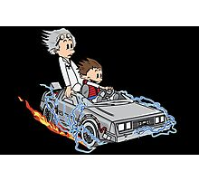 Great Scott !!! Photographic Print
