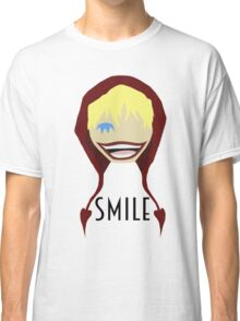 """Corazon Full Toothed """"Smile"""" Classic T-Shirt"""