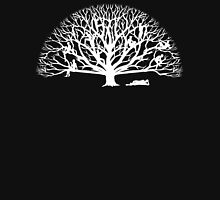 Tree Dwelling White Silhouette T-Shirt