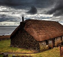 Waternish Croft by Roddy Atkinson