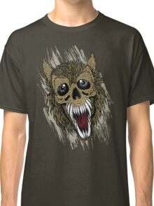 angry wolf Classic T-Shirt