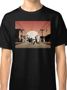 Sunset Suburban Classic T-Shirt