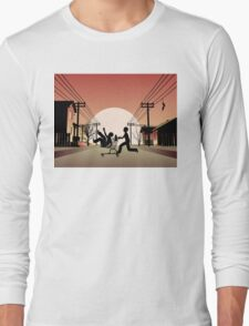 Sunset Suburban Long Sleeve T-Shirt