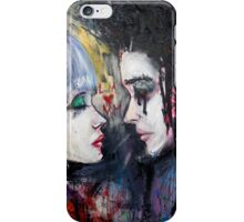 Cellophane & Razorblades iPhone Case/Skin