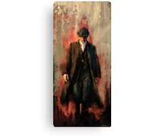 Red right hand Canvas Print