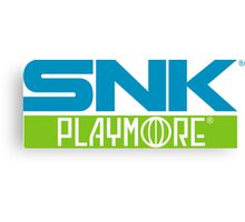 SNK PLAYMORE  Canvas Print