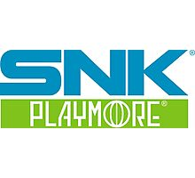 SNK PLAYMORE  Photographic Print