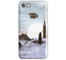 Crash Site iPhone Case/Skin