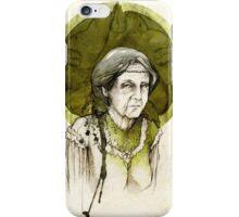 Olenna Tyrell iPhone Case/Skin