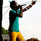 Saul Williams @ Lollapalooza 2008 by KeeleyKennahan