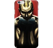 Never Back Down iPhone Case/Skin