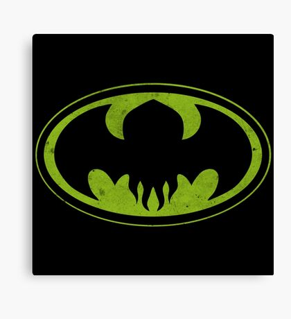 Dark God Rises Canvas Print