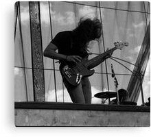 Witchcraft @ Lollapalooza 2008 Canvas Print