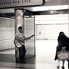 playin' at the station by Michael Quiros