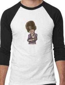 Justin Bieber Men's Baseball ¾ T-Shirt