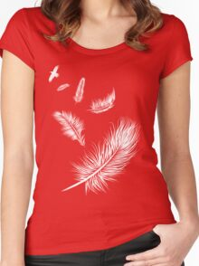 Flying High Women's Fitted Scoop T-Shirt