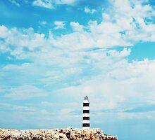 the light house. by katyafraisy