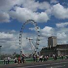 London Eye by gyspysoul