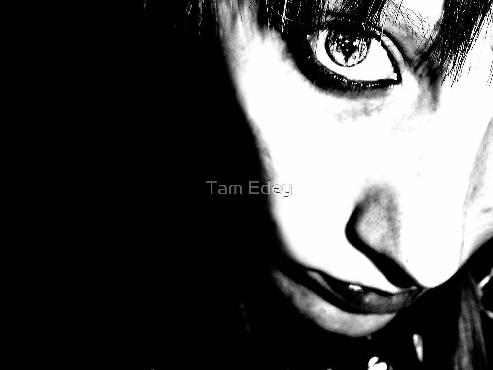 With My Eyes Opened Wide I Can See It's The End by Tam Edey