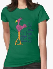 Be Unique Bird Womens Fitted T-Shirt