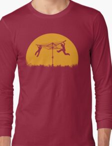 Merry Go Sunset Long Sleeve T-Shirt