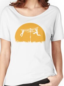 Merry Go Sunset Women's Relaxed Fit T-Shirt